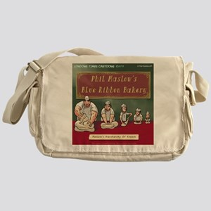 Maslow s Baking Hierarchy Messenger Bag