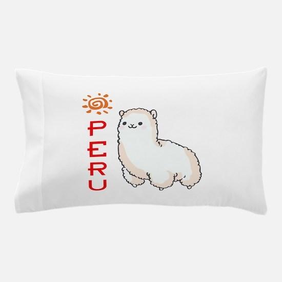 ALPACA PERU Pillow Case