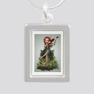 Siobhán Fairy ~ Irish Melody Necklaces