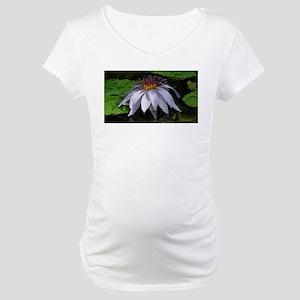 Glory Lotus Maternity T-Shirt