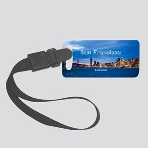 San Francisco Small Luggage Tag