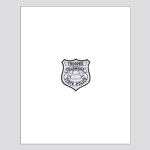 Delaware State Police Small Poster