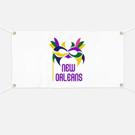 NEW ORLEANS Banner