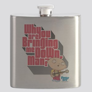Family Guy Bringing me Down Flask