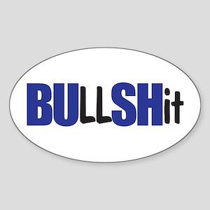 BU--SH-- sticker