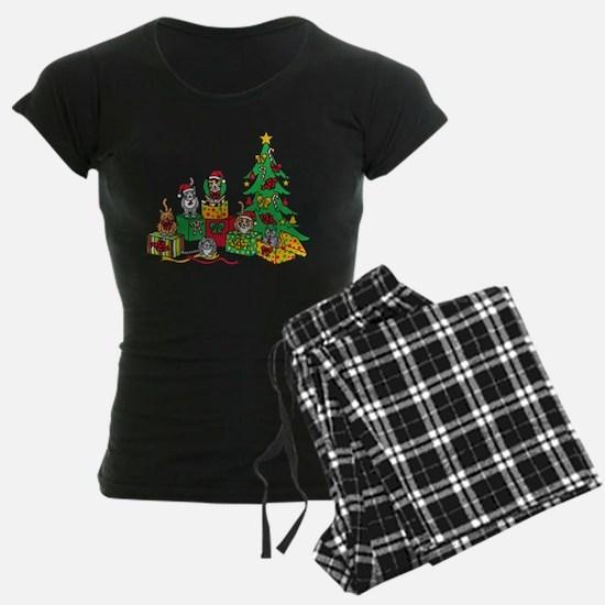Christmas Cats Pajamas