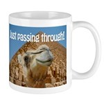 Just Passing Through Mugs