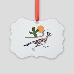 ROADRUNNER SCENE Ornament