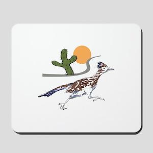ROADRUNNER SCENE Mousepad