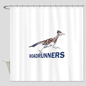 ROADRUNNER MASCOT Shower Curtain