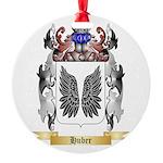 Huber Round Ornament