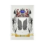 Huber Rectangle Magnet (100 pack)