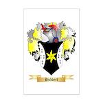 Hubbert Mini Poster Print