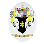 Hubbert Ornament (Oval)