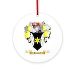 Hubbert Ornament (Round)