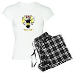 Hubbardine Women's Light Pajamas