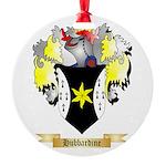 Hubbardine Round Ornament