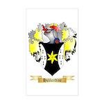 Hubbardine Sticker (Rectangle)