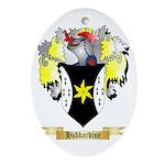 Hubbardine Ornament (Oval)