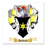 Hubbard Square Car Magnet 3