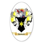 Hubbard Sticker (Oval 10 pk)