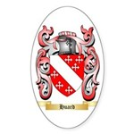 Huard Sticker (Oval)