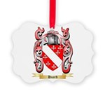Huard Picture Ornament
