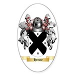 Hristie Sticker (Oval)