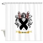Hristie Shower Curtain