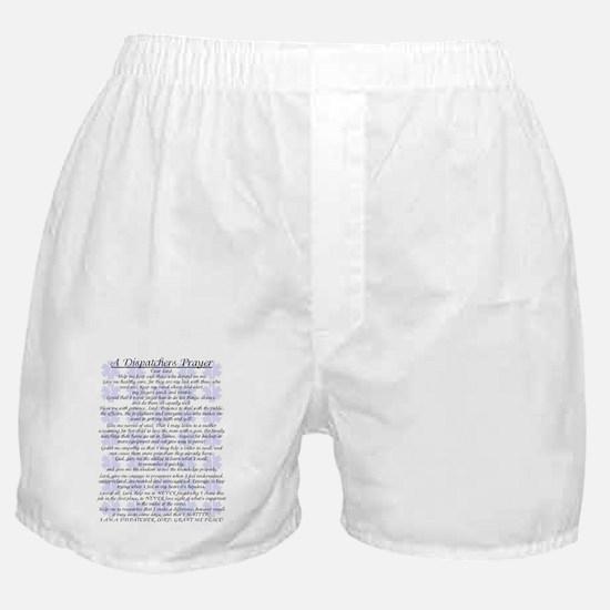 DISPATCHERS PRAYER Boxer Shorts