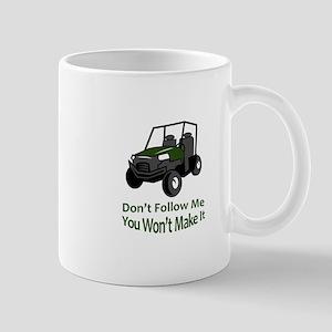 DONT FOLLOW MW Mugs