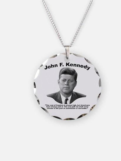 JFK Freedom Necklace