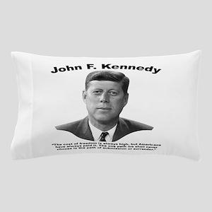JFK Freedom Pillow Case