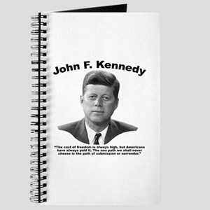 JFK Freedom Journal