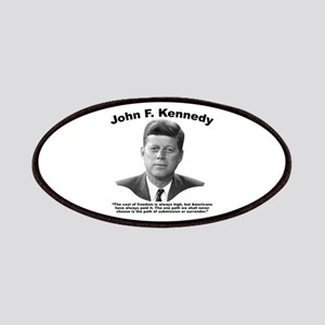 JFK Freedom Patches