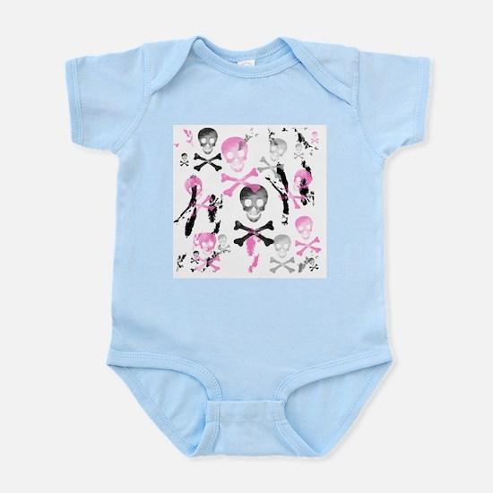 PIRATE GRUNGE Infant Bodysuit