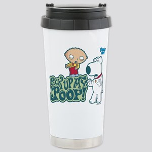 Family Guy Pick Up My P Stainless Steel Travel Mug