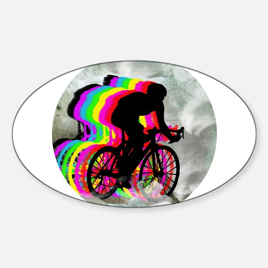 Cycling in the Cloud Decal