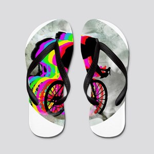 Cycling in the Clouds Flip Flops