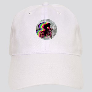 Cycling in the Clouds Cap