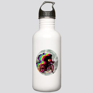 Cycling in the Clouds Stainless Water Bottle 1.0L