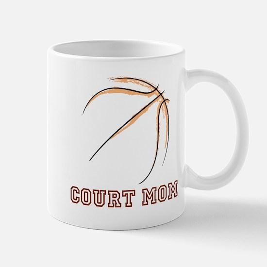 COURT MOM Mugs