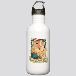 XXXmas Cheer Stainless Water Bottle 1.0L