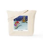 Christmas Cartoon 9243 Tote Bag