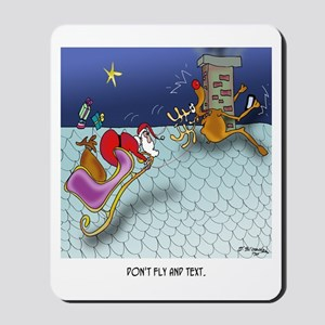 Christmas Cartoon 9243 Mousepad