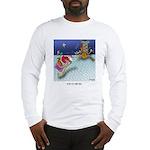 Christmas Cartoon 9243 Long Sleeve T-Shirt