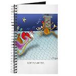Christmas Cartoon 9243 Journal