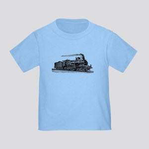 VINTAGE TRAINS Toddler T-Shirt
