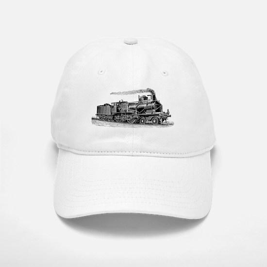 VINTAGE TRAINS Cap