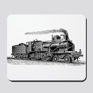 VINTAGE TRAINS Mousepad